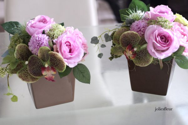 ウエディング贈呈花